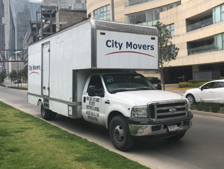 Mudanzas en Monterrey